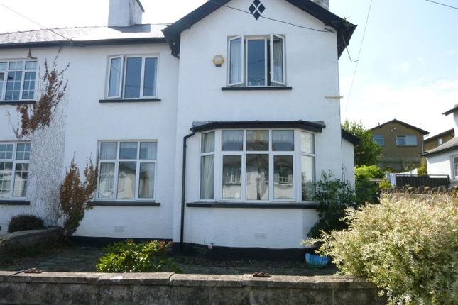 Thumbnail Semi-detached house to rent in Stacey Road, Dinas Powys