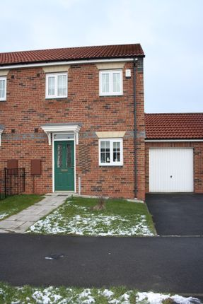 Thumbnail Semi-detached house to rent in Pickering Drive, Blaydon On Tyne
