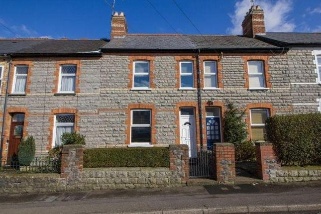 Thumbnail Terraced house to rent in Grove Terrace, Penarth