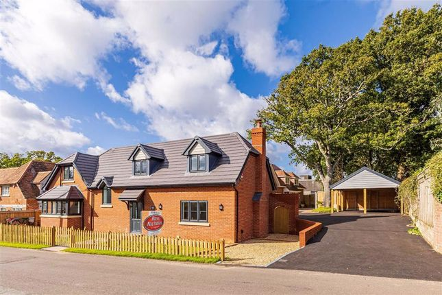 4 bed detached house for sale in Poplar Lane, Bransgore BH23