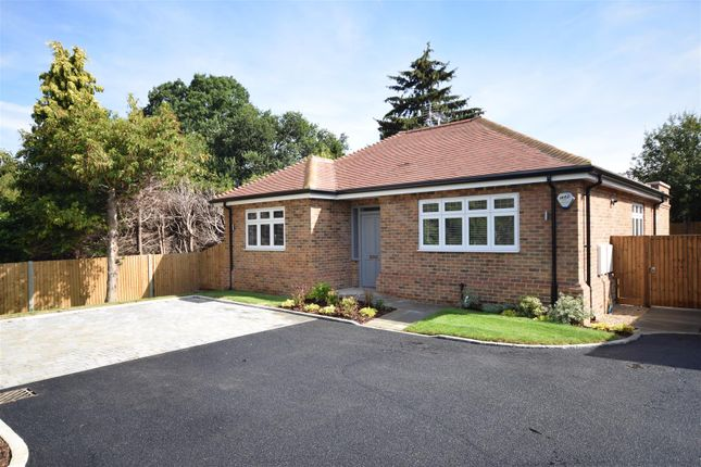 Thumbnail Detached bungalow for sale in Harriotts Lane, Ashtead