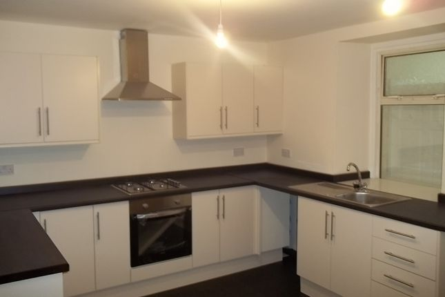Thumbnail Terraced house to rent in Conway Road, Cwmparc
