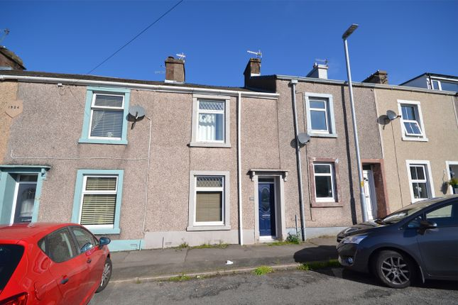Thumbnail Terraced house for sale in Trumpet Terrace, Cleator, Whitehaven, Cumbria