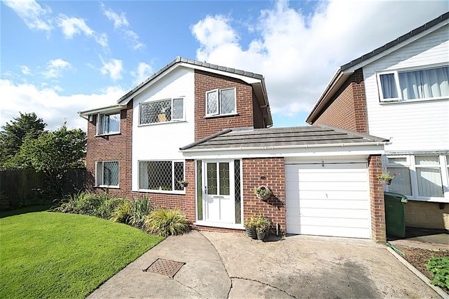 5 bed detached house for sale in Claverley Drive, Stirchley, Telford