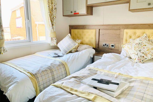 Twin Room of Bunn Leisure Resort, Warners Lane, Selsey PO20