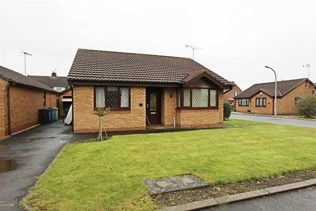Thumbnail Detached bungalow to rent in Boundary Close, Staveley, Chesterfield, Derbyshire