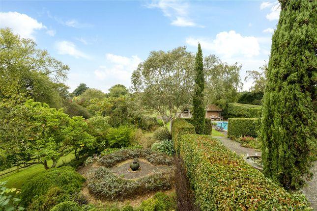 Garden of The Borough, Brockham, Betchworth, Surrey RH3