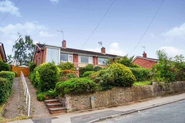 Thumbnail Bungalow for sale in Greenfields Road, Bridgnorth