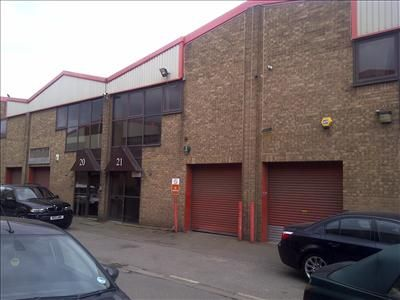 Thumbnail Light industrial to let in Unit 21, River Road Business Park, River Road, Barking, Essex