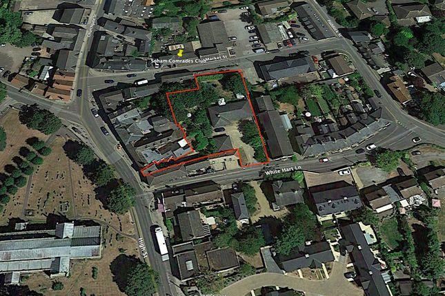 Land for sale in Development Land At White Hart Lane, Soham