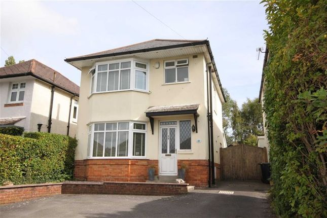Thumbnail Detached house for sale in The Grove, Christchurch, Dorset