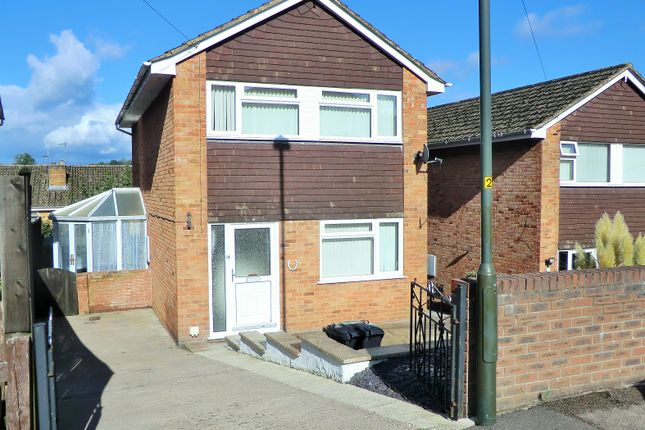 Thumbnail Detached house to rent in Deans Way Road, Mitcheldean