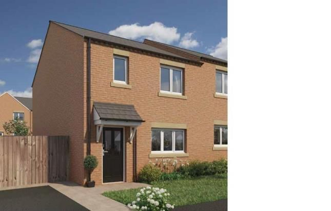 Thumbnail Semi-detached house for sale in Chancel Meadows, High Stakesby Road, Whitby