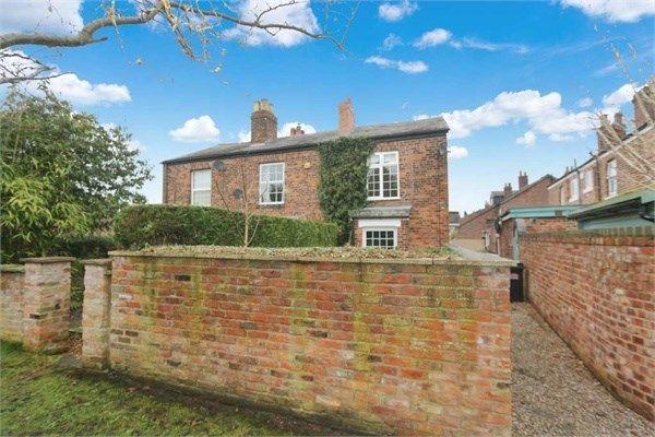 Thumbnail End terrace house to rent in Heyes Lane, Alderley Edge