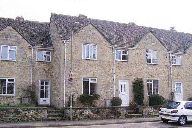 Thumbnail Terraced house to rent in Mill Street, Eynsham, Witney
