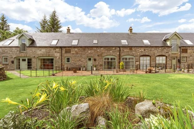 Thumbnail Terraced house for sale in Kenaclacher Steading, Bridge Of Gaur, Rannoch
