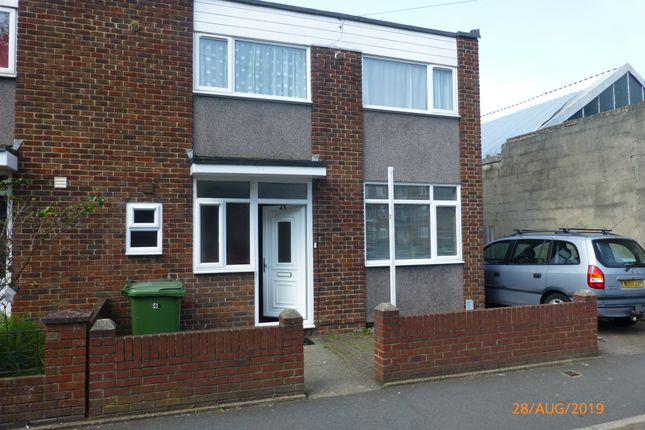 Thumbnail Property to rent in St. Pauls Road, Southsea