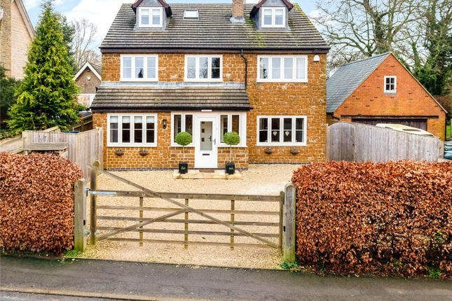 Thumbnail Detached house for sale in Queens Street, Culworth, Banbury