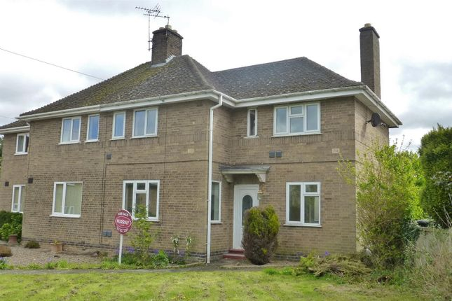 Thumbnail Semi-detached house for sale in Toll Bar, Cottesmore, Oakham