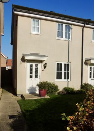 Thumbnail Semi-detached house to rent in Brocklesby Avenue, Immingham