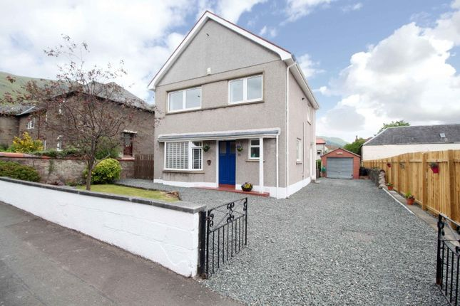 Thumbnail Detached house for sale in Hill Street, Tillicoultry, Clackmannanshire
