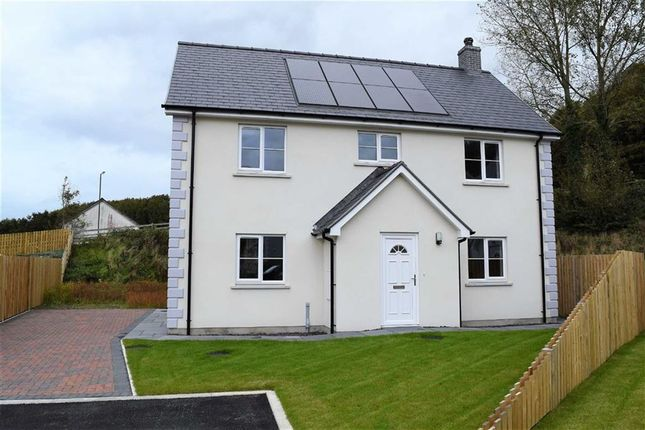 Thumbnail Detached house to rent in 20, Clos Crugiau, Rhydyfelin, Aberystwyth