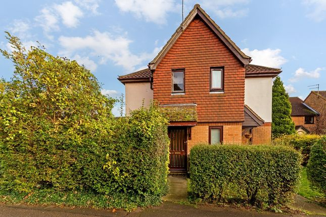 Thumbnail End terrace house for sale in Pascal Way, Letchworth Garden City