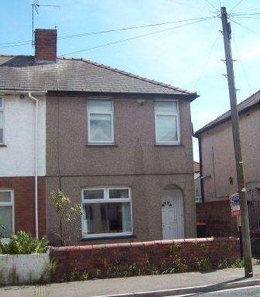 Thumbnail Property to rent in Marshfield Street, Newport