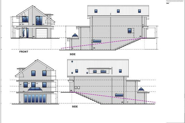 Thumbnail Detached house for sale in Vernon Crescent, Ravenshead, Nottingham