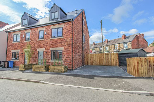 Thumbnail Semi-detached house for sale in Florence Road, Sheffield