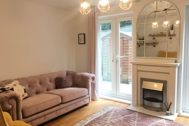 Thumbnail Semi-detached house to rent in Dewberry Close, Bradford