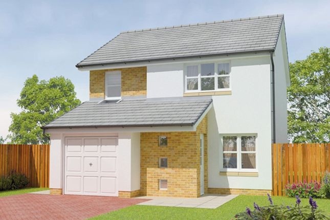 Thumbnail Semi-detached house for sale in Rosebank Development, Dunipace, Falkirk
