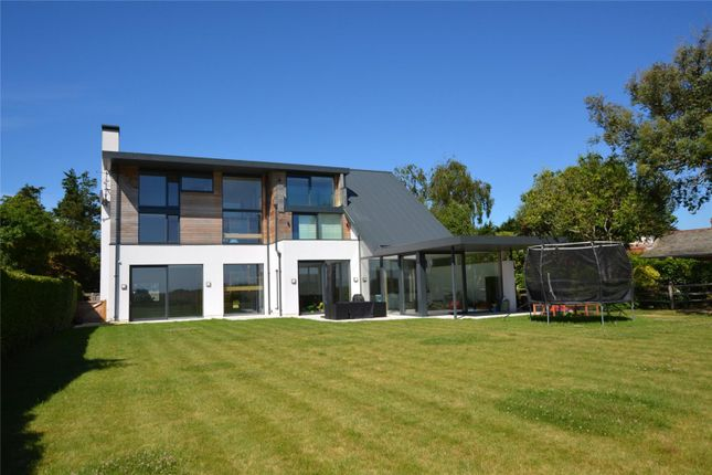 Thumbnail Detached house for sale in Lymington Road, Milford On Sea, Lymington, Hampshire