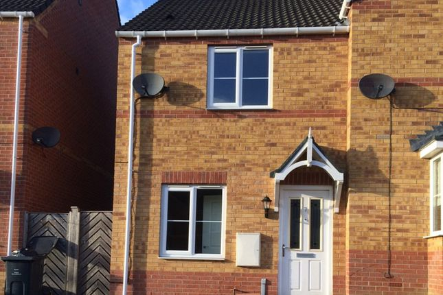 Thumbnail Town house to rent in Kingwood Close, Barnsley