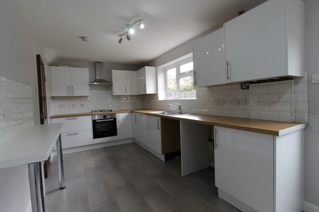 Thumbnail Semi-detached house to rent in Rushey Hill, Enfield