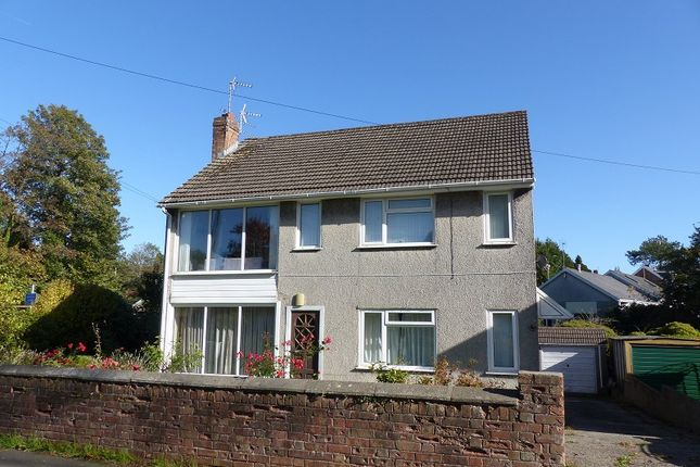 Thumbnail Flat for sale in Oaklands Drive, Bridgend