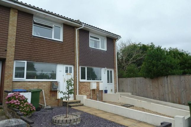 Thumbnail End terrace house to rent in Ticonderoga Gardens, Woolston, Southampton