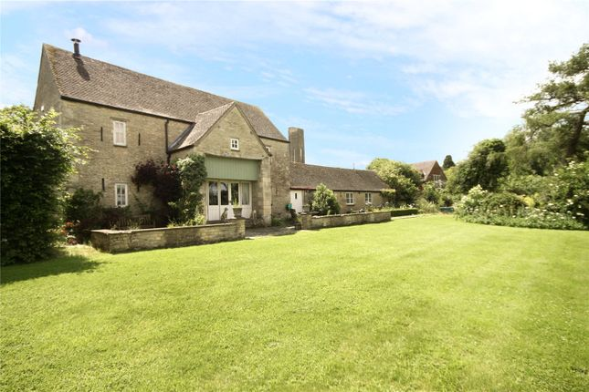 Thumbnail Detached house for sale in Rodmarton, Cirencester