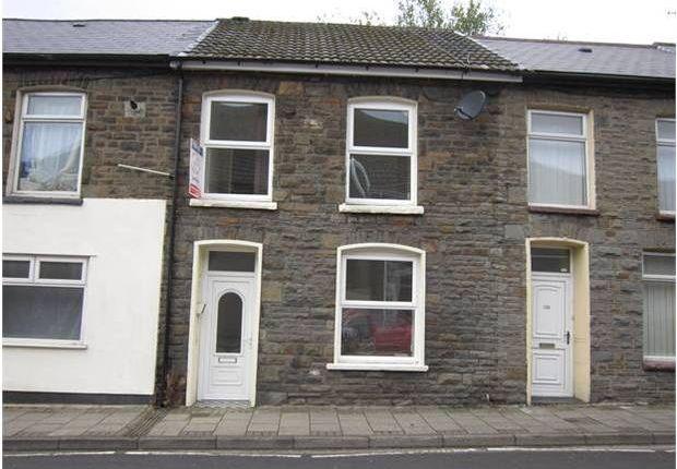 Thumbnail Terraced house to rent in Llewellyn Street, Pontygwaith, Ferndale, Ferndale
