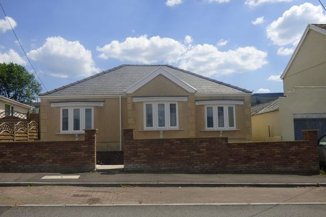 Thumbnail Detached bungalow for sale in Martyns Avenue, Seven Sisters, Neath .