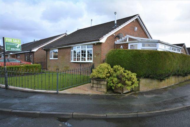 Thumbnail Detached bungalow for sale in Victoria Avenue, Baxenden, Accrington