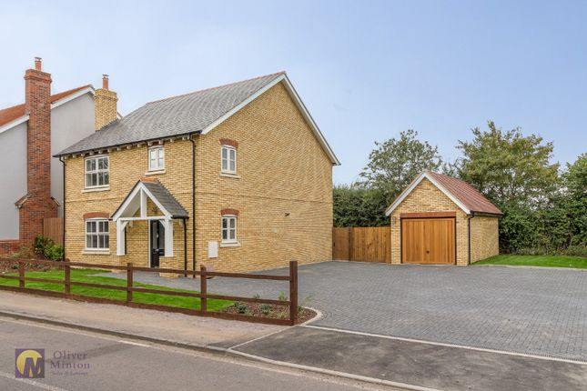 Thumbnail Detached house for sale in Temple Manor, Epping Road, Roydon