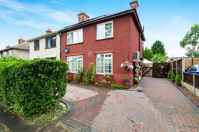Thumbnail Semi-detached house for sale in Kings Road, Broomfield, Chelmsford