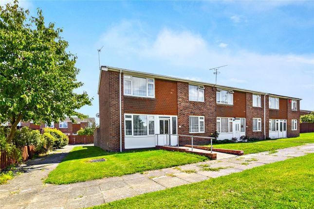 Thumbnail End terrace house for sale in Hanbury Walk, Joydens Wood, Kent