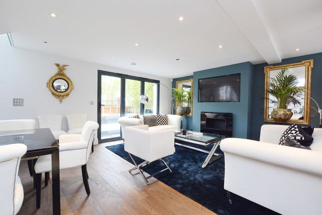 Thumbnail Semi-detached house for sale in Saltram Crescent, Maida Vale, London