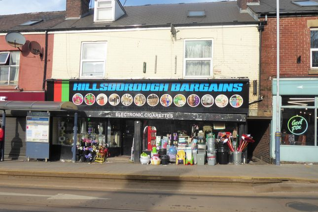 Thumbnail Retail premises for sale in 548-550 Langsett Road, Hillsborough, Sheffield