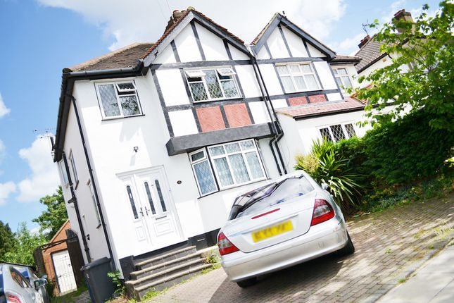 3 bed semi-detached house for sale in Mount Grove, Edgware