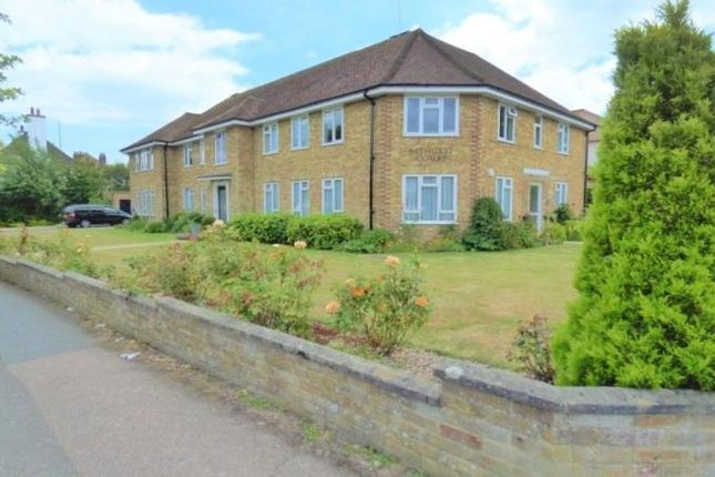 Thumbnail Flat to rent in Bathurst Road, Folkestone