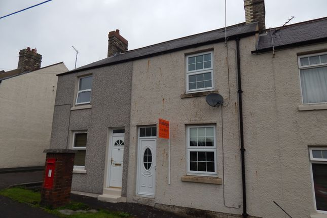 Thumbnail Terraced house to rent in Towneley Terrace, High Spen