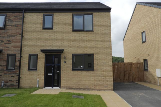 Thumbnail Semi-detached house to rent in Swan Road, Doncaster